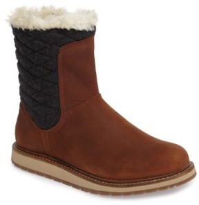 Helly Hansen Women's Seraphina Waterproof Boot With Faux Fur Trim
