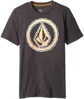 Volcom Buzz Stone Short Sleeve Tee Boy's T Shirt