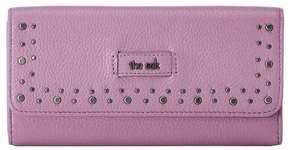 The Sak Women's Iris Flap Wallet with RFID Protection