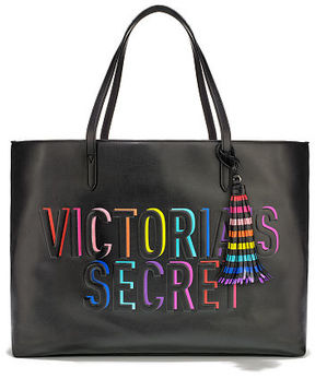 Victoria's Secret Victorias Secret Rainbow Everything Tote