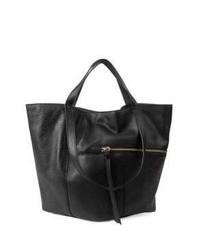 Kooba Prescott Snake-Embossed Tote Bag