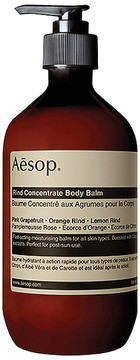 Aesop Rind Concentrate Body Balm.