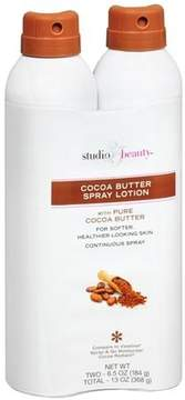 Studio 35 Beauty Cocoa Butter Spray Lotion
