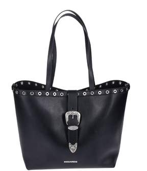 DSQUARED2 Western Buckle Tote