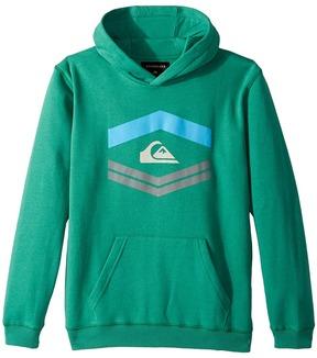 Quiksilver New Port Roca Hoodie Boy's Sweatshirt