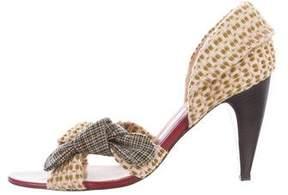 Marni Lana Jacquard Sandals