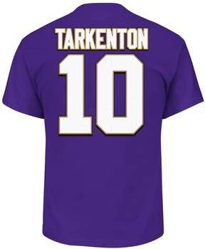 Majestic Big & Tall Minnesota Vikings Fran Tarkenton Name and Number Tee