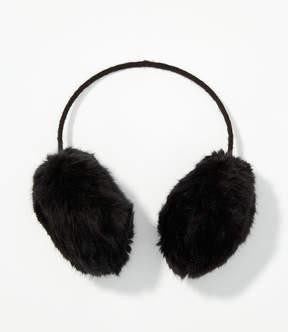 LOFT Faux Fur Earmuffs