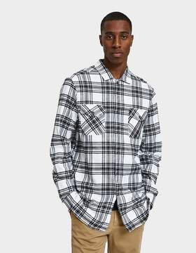 Insight Roots Radical LS Shirt in Black/White