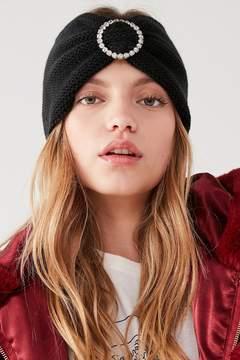 Urban Outfitters Rhinestone Knit Headband