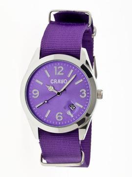 Crayo Sunrise Collection CR1707 Unisex Watch
