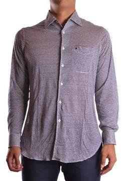 Ballantyne Men's Blue Linen Shirt.