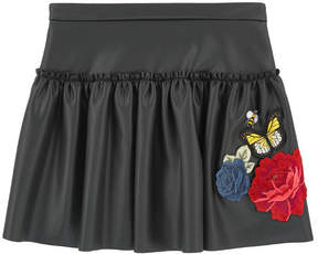 MonnaLisa Embroidered skirt