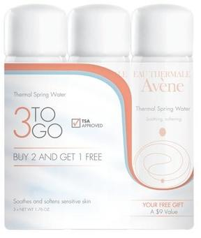 Avene 3 to Go Thermal Spring Water Set