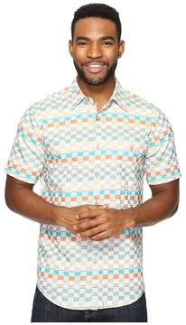 Royal Robbins Slab City Dobby Short Sleeve Men's Short Sleeve Button Up