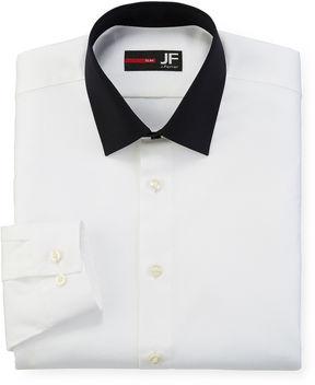 Jf J.Ferrar JF Easy Care Dress Shirt - Slim Fit