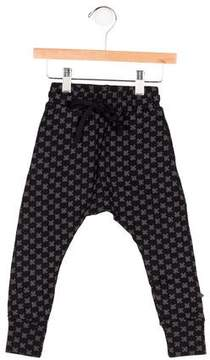 Nununu Boys' Printed Harem Pants