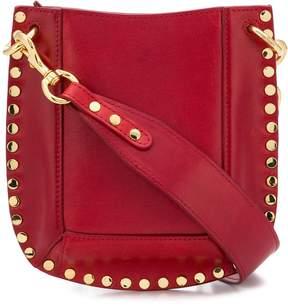 Isabel Marant Nasko Leather Shoulder Bag
