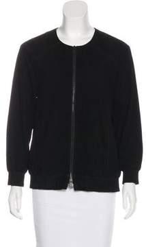 DKNY Suede Jacket w/ Tags