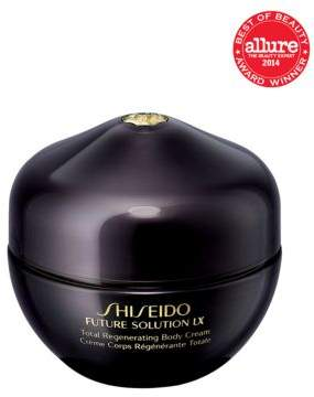 Shiseido Total Regenerating Body Cream/6.7 oz.