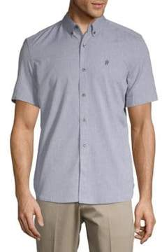French Connection Casual Cotton Oxford Shirt