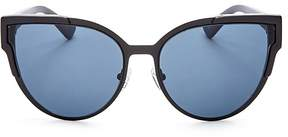 Quay Game On Cat Eye Sunglasses, 60mm