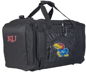 NCAA Northwest Kansas Jayhawks Roadblock Duffel Bag