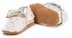 Robeez Baby Girls' Newborn-18 Months Maggie Moccasin Shoes