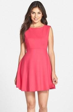 Eva Longoria Wearing A Pink Minidress Popsugar Latina