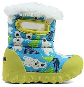 Bogs Kids' B-Moc Bears Winter Boot Toddler/Preschool