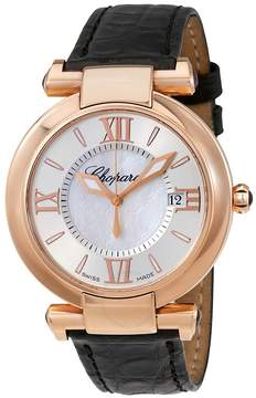 Chopard Imperiale Mother of Pearl Dial Ladies Watch