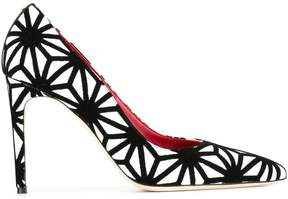 DSQUARED2 'Babe Wire' pumps
