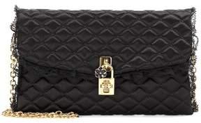 Dolce & Gabbana Dolce embellished shoulder bag
