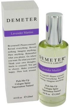 Demeter Lavender Martini Cologne Spray for Women (4 oz/118 ml)