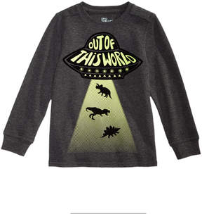 Epic Threads Ufo Graphic-Print Shirt, Toddler Boys (2T-5T), Created for Macy's