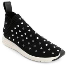 Dolce Vita Bruno Knit Slip-On Sneakers