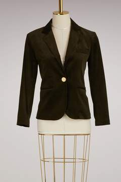 Vanessa Bruno Cotton Hiam Jacket