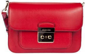 Michael Kors Sloan Editor Shoulder Bag - BRIGHT RED - STYLE