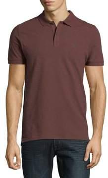 Selected Short Sleeve Polo