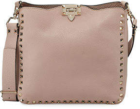 Valentino Rockstud Small Hobo Bag
