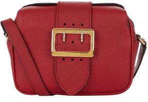 Burberry Small Buckle Crossbody Bag - RED - STYLE
