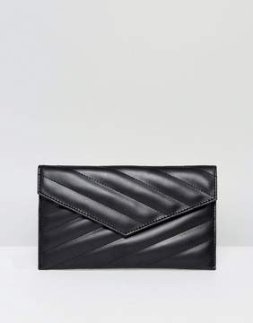 Asos Quilted Clutch Bag