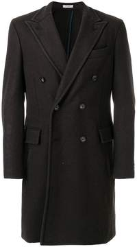 Boglioli double-breasted coat