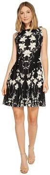 Christin Michaels Chantelle Sleeveless Fit and Flare Dress Women's Dress
