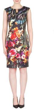 Joseph Ribkoff Fall Floral Dress
