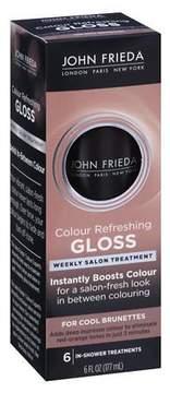 John Frieda Colour Refreshing Gloss Weekly Salon Treatment