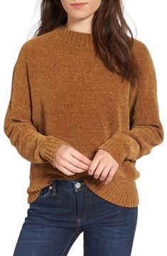 BP Women's Chenille Funnel Neck Sweater