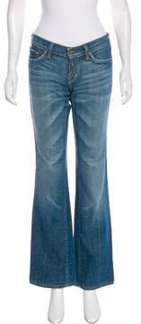 Citizens of Humanity Low-Rise Wide-Leg Jeans