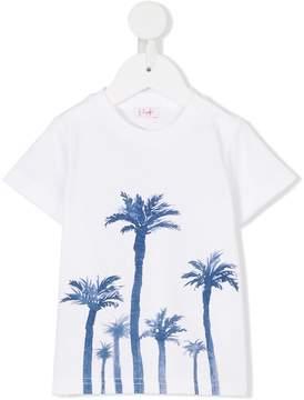 Il Gufo palm tree T-shirt