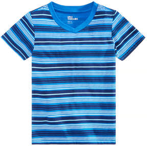 Epic Threads Little Boys Earth Striped T-Shirt, Created for Macy's
